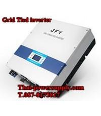 อินเวอร์เตอร์เชื่อมสายส่งGrid Tied inverterยี่ห้อJFYรุ่นSuntree-30Kw3เฟส IP65