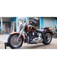 (ขายแล้วครับ) Harley-Davidson Fatboy 105th Anniversary Limited Edition 4,000 คันทั่วโลก!!!