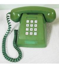 ของเก่า ของสะสม ของสะสมโบราณ โทรศัพท์บ้านแบบปุ่มกด