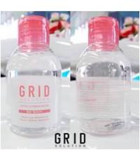 กริดน้ำแร่ดีท็อกซ์หน้า Grid Solution Detox Cleansing