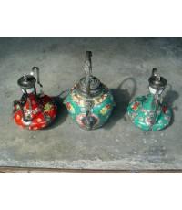กาน้ำชาจีน เก่าโบราณ ชุด 3 ชิ้น