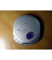 CD-PLAYER SONY WALKMAN รุ่น D-E350