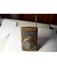 วิทยุ SONY พ็อกเก็ต AM/FM