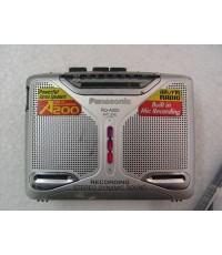 วิทยุ-เทปซาวเบ้า PANASONIC STEREO รุ่น RQ-A200