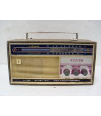 วิทยุ ธานินทร์ซิลเวอร์ TANIN-SILVER T-41