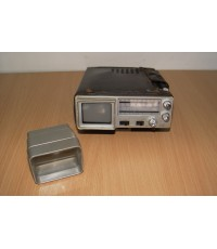 Micro TV-Radio VideoConcepts VC712 U.S.A.ใช้งานได้ปกติทุกระบบทุกฟังชั่่น วิทยุAM/FMรับฟังได้ชัดเจน