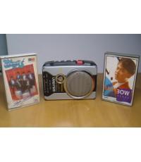 Sony Walkman FM/AM/Cassette tape WM-SR1 Mega Bass