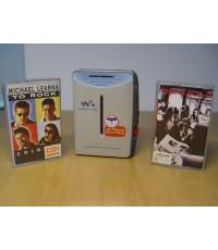 SONY Walkman WM-GX100 Cassette-Radio Mega Bass เสียงดี