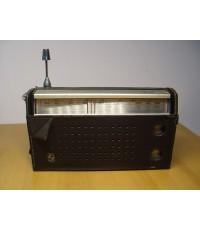 วิทยุโบราณ Philips AM/FM พร้อมซองหนัง ใช้งานได้ปกติ วิทยุรับชัดเจน เสียงนุ่มเพราะไม่บาดหู