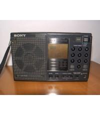 วิทยุ SONY ICF-7600 World wide Band ใช้งานได้ปกติ เสียงดีมาก