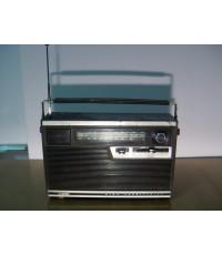 Tanin T-106A วิทยุหูหิ้วโบราณ ธานินทร์ ระบบ AM 7ทรานซิสเตอร์ ใช้งานได้ปกติ