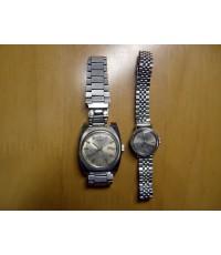 นาฬิกาผู้หญิง2เรือน Mido  Seiko