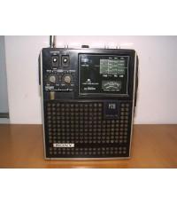 วิทยุ Sony Icf-5500w AM-FM-PSB Marine 3 Band ใช้งานได้ปกติ