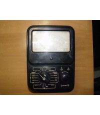 Multimeter 108-1T มิเตอร์จีนโบราณ ยุคประธานเหมา ใช้งานได้ปกติ วัดไฟได้สูงถึง 2500V