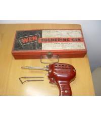 หัวแร้งปืน WEN 199K Made in U.S.A. แท้ พร้อมกล่องใส่ ใช้งานได้ปกติ