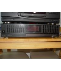 Sherwood Stereo Graphic Equalizer EQ-1350 แบรนด์ U.S.A. ใช้งานได้ปกติ