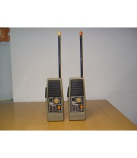 Vintage CB GE Walkie-Talkies 49.860 MHZ ใช้งานได้ปกติ