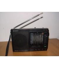 วิทยุคลื่นสั้น SONY ICF-7601 12 Multi Band ใช้งานได้ปกติ