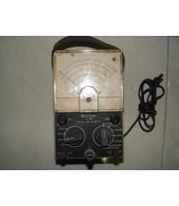 Mutimeter หลอด HONOR Vacuum Tube Made in Japan ใช้ไฟ 110V เข็มมิเตอร์ยังขึ้น