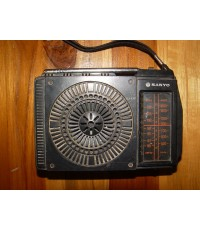 วิทยุโบราณ AM/FM SANYO RP-5130
