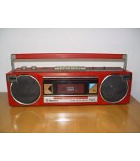 วิทยุ-เทปหูหิ้ว NATIONAL FM15 รุ่นยอดนิยม ใช้งานได้ปกติ