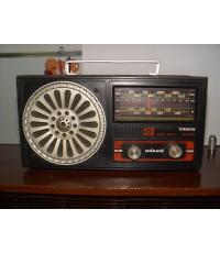 Tanin T-117 วิทยุ ธานินทร์ ระบบ AM 7 Transistor ใช้งานได้ปกติ