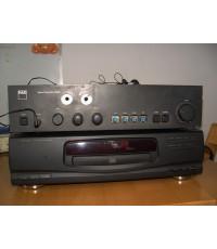 NAD 1020A Stereo Preamplifier ปรี NAD ใช้งานได้ปกติ เสียงดีมาก แต่มีตำหนิ