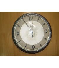 นาฬิกาแขวนโบราณ Mauthe ระบบไขลาน กระจก9นิ้ว ใช้งานได้ปกติ