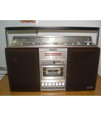 วิทยุเทป Sony CFS-85S ZILBAP ใช้งานได้สมบูรณ์ทุกระบบ สภาพสวยมาก
