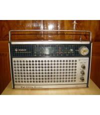 วิทยุโบราณ TANIN TF-22 ธานินทร์ ระบบ FM/AM ใช้งานได้ปกติ