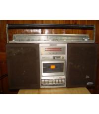 วิทยุโบราณ Sony CFS-85S ใช้งานได้ปกติทุกระบบ
