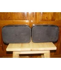 ลำโพง ONKYO D20 Monitor Outdoors (PA) ใช้งานได้ปกติ เสียงดีมาก ดอกลำโพงเดิมไม่เคยซ่อมทั้งคู่