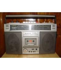 TANIN TC-320IC วิทยุธานินทร์ Radio Cassette Tape ใช้งานได้ปกติ