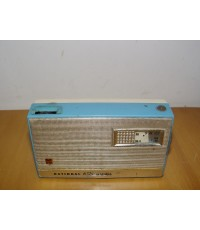 National T51 วิทยุพกพาโบราณ ระบบ AM