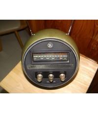 Tanin วิทยุธานินทร์ ทรงลูกบอลระบบ AM ใช้งานได้ปกติ