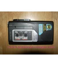 Aiwa TP-M105 Micro Cassette Recorder ใช้งานได้ปกติ