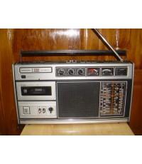 วิทยุเยอรมันโบราณ Grundig C-6200 FM/AM รับฟังได้ชัดเจน เสียงดีมาก