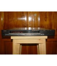 Tuner TEAC T-890 Digital Synthesizer FM Stereo ใช้งานได้ปกติ