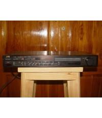 Tuner JVC T-GX1L FM Stereo ใช้งานได้ปกติ
