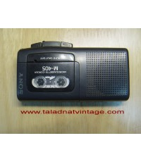 SONY M-405 Micro Cassette Recorder ใช้งานได้ปกติ