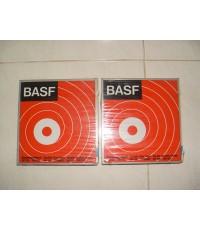 ม้วนเปล่าของใหม่ BASF เทปรีล Reel to Reel 2 ม้วน