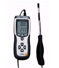 เครื่องวัดความเร็วลม เครื่องวัดปริมาตรลม DT-8880