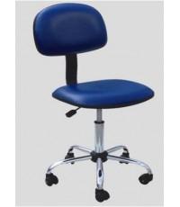 เก้าอี้ป้องกันไฟฟ้าสถิตย์ เก้าอี้ในห้องคลีนรูม ESD Chairs ESD SCH-0061