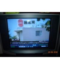 [SOLD] ทีวี Sharp 29นิ้ว สภาพเดิมๆ ขาย 3500