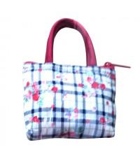 กระเป๋า,กระเป๋าแฮนเมด,กระเป๋าผ้างานประดิษฐ,งานฝีมือ 1
