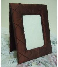 กรอบรูป 4 งานผ้า งานฝีมือ กรอบรูปหุ้มผ้า abric, cotton,frame, severnirs, handicraft,handmade, taradg