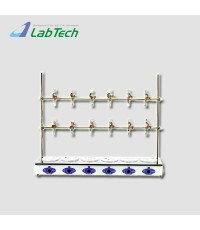 Extraction Combo Mantles แบบ 6 ช่อง ยี่ห้อ LabTech รุ่น LEX6030F