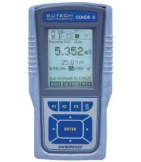 เครื่องวัดค่าการนำไฟฟ้า/TDS/อุณหภูมิเเบบภาคสนาม ยี่ห้อEUTECH รุ่นCYBERSCAN CON600CONDUCTIVITE METER
