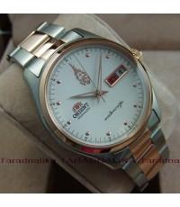 นาฬิกา Orient Automatic limited Edition (ที่ระลึกงานฉลองพระชนมายุ 7 รอบ พระเพชรราชสุดา)
