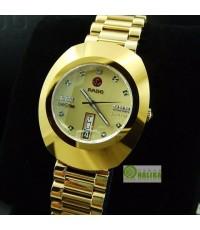RADO Diastar Jubile Automatic Limited Edition เพชรแท้ 7 เม็ด R12013963 (ขายแล้วครับ)